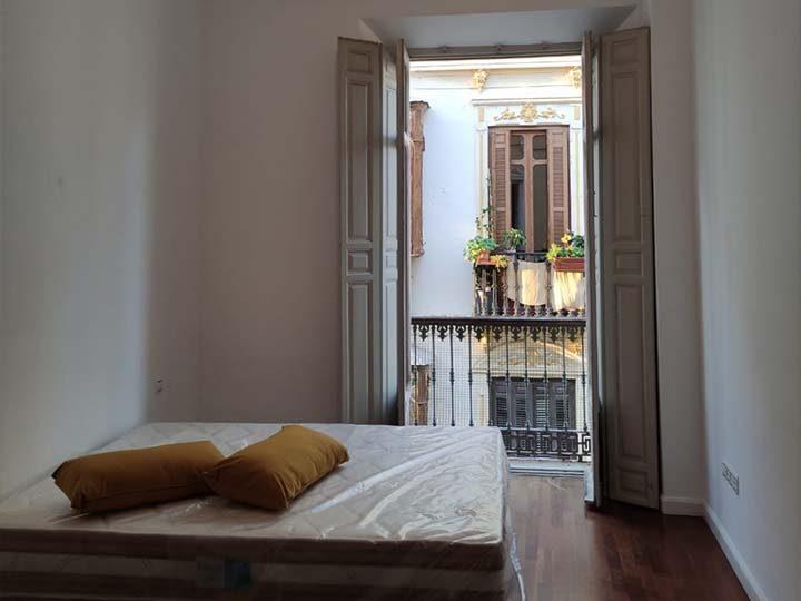 Diseño dormitorio antes