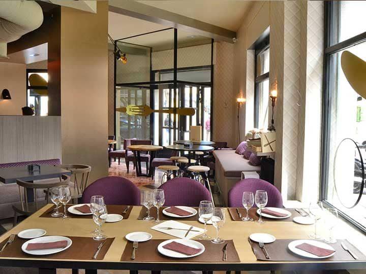 Restaurante interiorismo