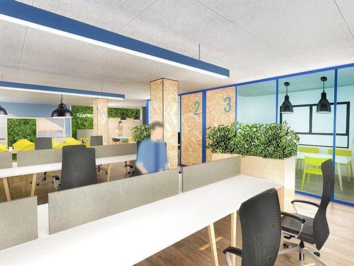 diseño de oficina malaga
