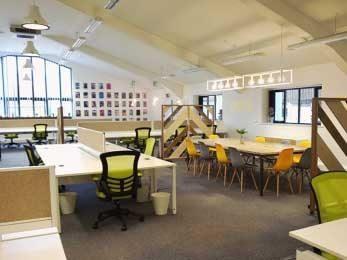 diseño oficinas