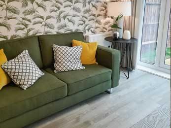 interiorismo sofa