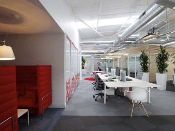 oficina roja