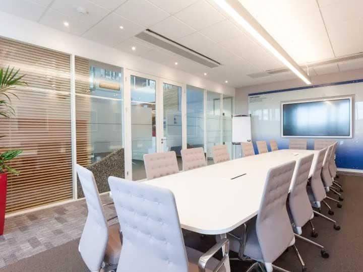 sala de reuniones diseño